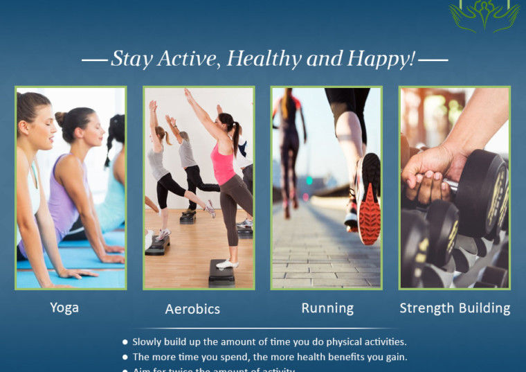Stay Active, Stay Fit!