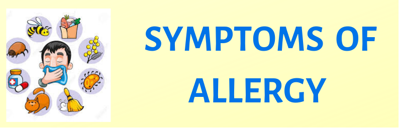 Infographic : Allergy Testing