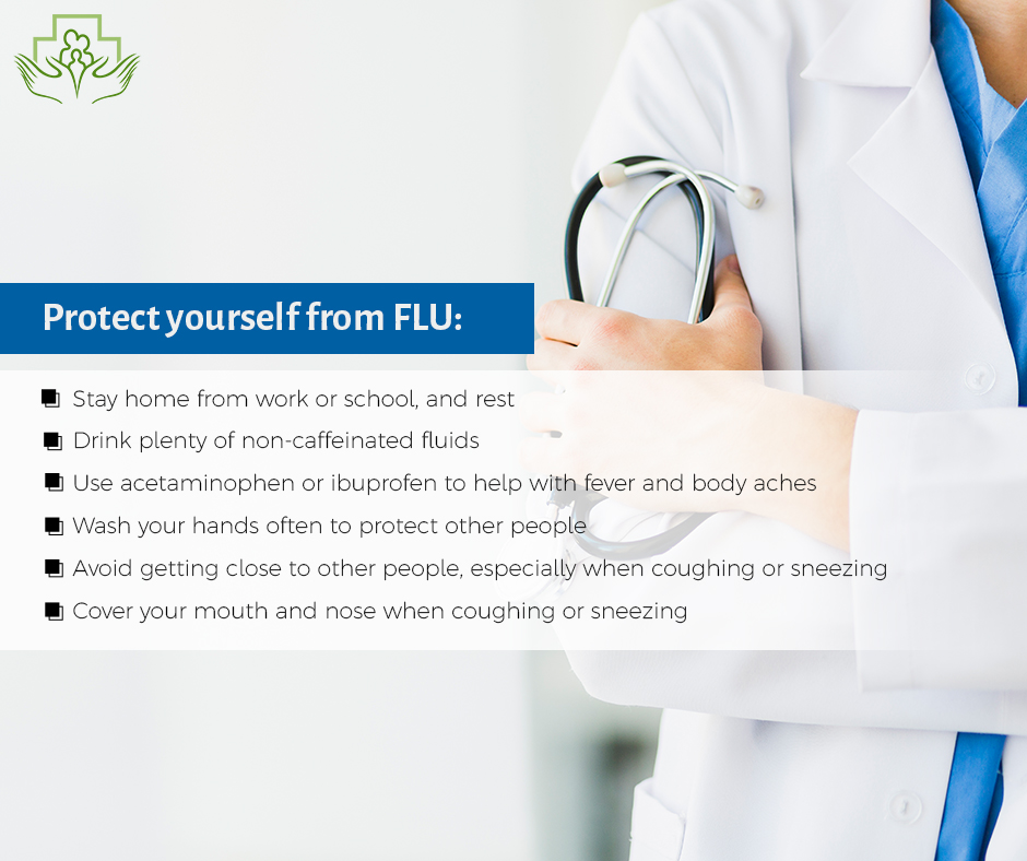 Protect Yourself Against Flu